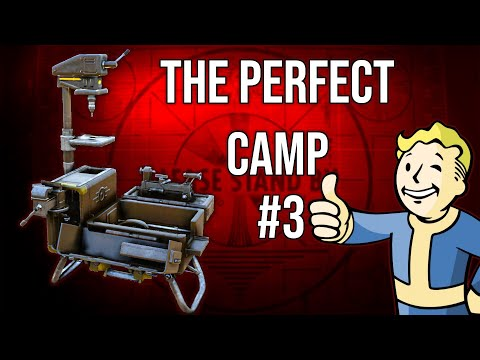 Building the Perfect CAMP - Fallout 76 CAMP Build - Part 3