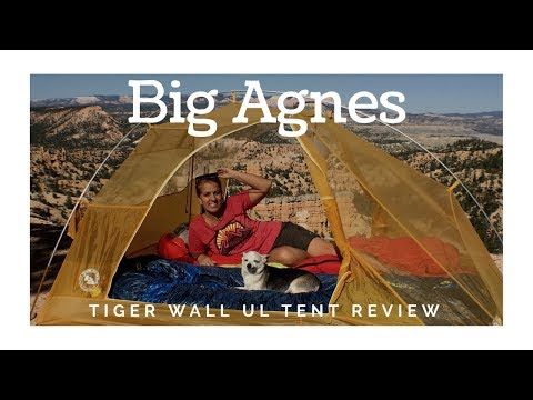 BIG AGNES TIGER WALL UL TENT REVIEW / The best ultralight backpacking tent