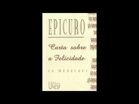AUDIOLIVRO: Carta sobre a felicidade - Epicuro / AudioBook