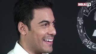 Carlos Rivera confiesa lo enamorado que está de su novia Cynthia Rodríguez | ¡HOLA! TV