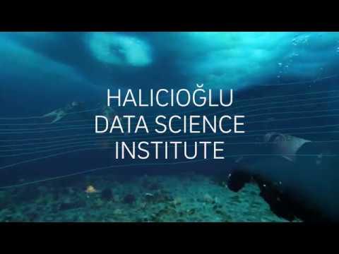 Arrival of the Halıcıoğlu Data Science Institute