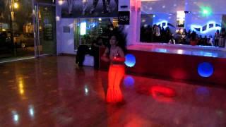 preview picture of video 'Grupo Kuba Salsa Fest - Bellydance I - Nur Yamin'