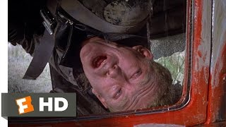 Mad Max (7/12) Movie CLIP - Johnny Boy Burns Goose (1979) HD
