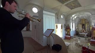 """checking the reverb with """"Air"""" - Johann Sebastian Bach"""