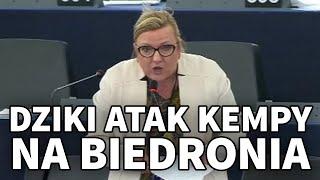ATAK KEMPY NA BIEDRONIA W PARLAMENCIE EUROPEJSKIM