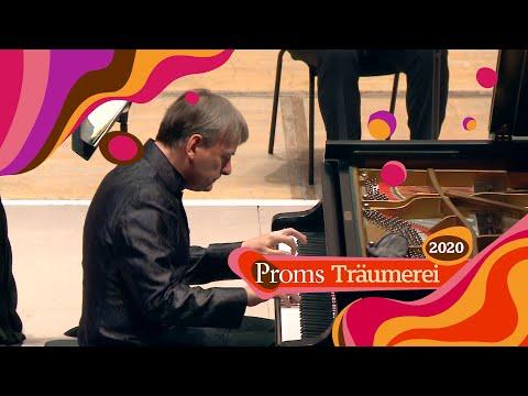 Stephen Hough performs Richard Strauss' Träumerei live at City Halls, Glasgow (BBC Proms 2020)