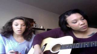 "Dana and Daria Harper...Big Sean Cover ""Memories Part 2"""