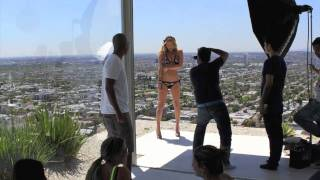 Behind The Scenes Agua Bendita Swimwear 2011Photoshoot Available At Theorchidboutique.com