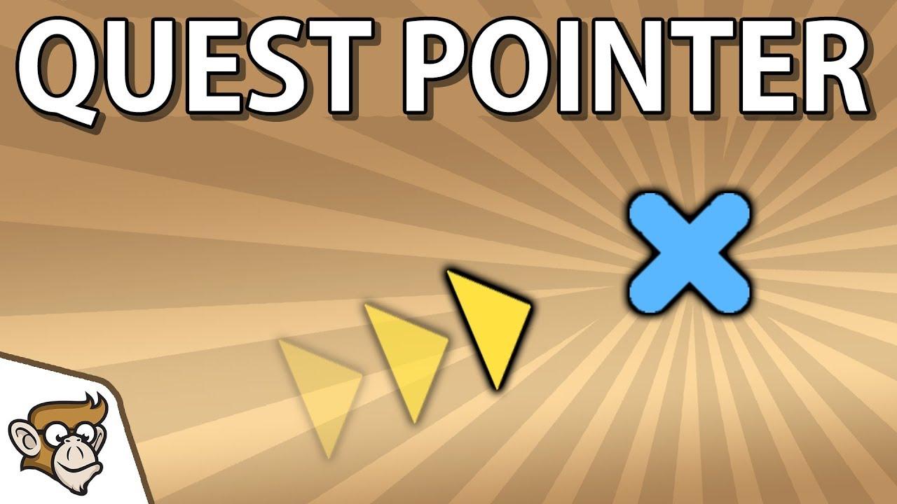Unity Tutorial - Quest Arrow Pointer
