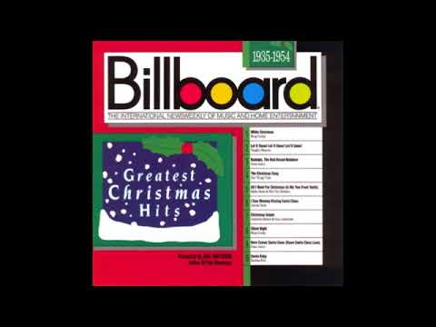 The Christmas Song (Chestnuts Roasting On An Open Fire) - Nat King Cole Trio 1946