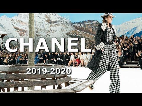 Chanel модная осень 2019 зима 2020 в Париже / Одежда, сумки и аксессуары