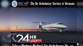 Take Air Ambulance from Bhopal with Life-Support Medical Services