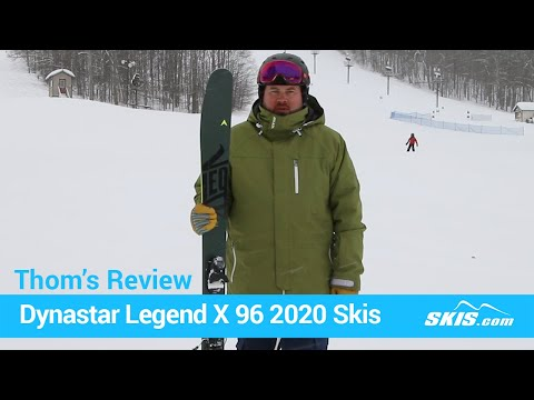 Video: Dynastar Legend X 96 Skis 2020 20 50