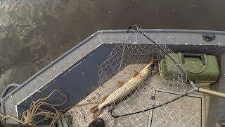 Зимняя рыбалка на озеро чусовское