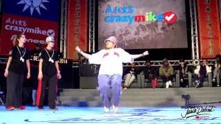 HipHop Semifinal 1 Kyoka Maika vs Lil