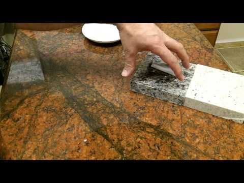 Video What is Sealer for Granite, Marble, Quartzite and Travertine Countertops?