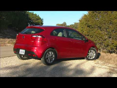 2012 Kia Rio EX 5-Door HD Video Review