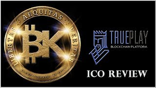 TruePlay ICO 🔷 Blockchain Technology Explained 🔷 Best cryptocurrency to invest 2018