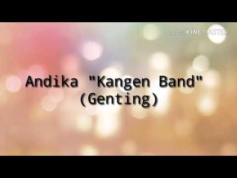"Genting cord Lirick (Andika ""Kangen Band"")"