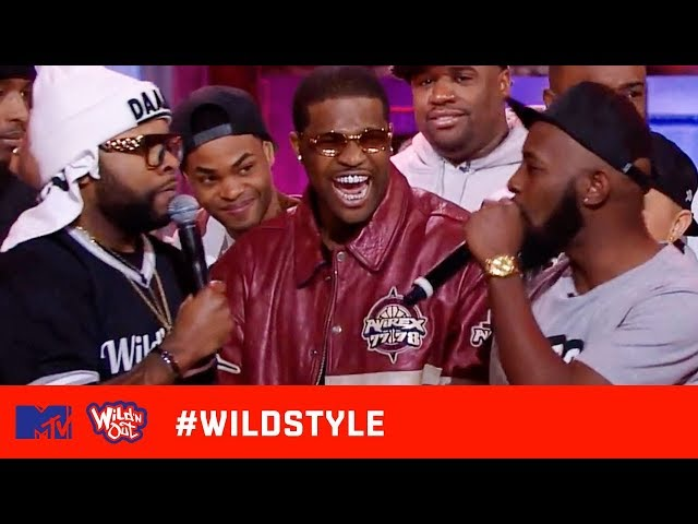 Wild 'N Out   A$AP Ferg in a Chico vs. Karlous Old-School Rap Battle   #Wildstyle