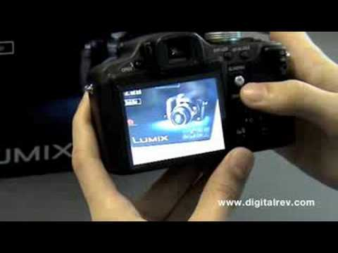 Panasonic Lumix FZ28 - First Impression Video by DigitalRev