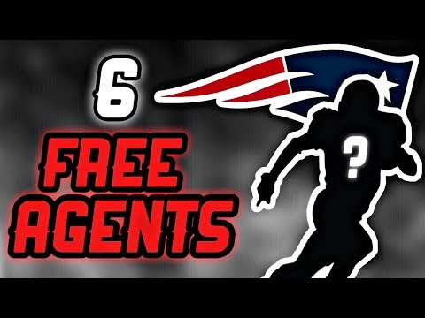 6 Free Agents the Patriots could still Sign