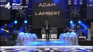 Adam Lambert - Ghost Town - Fusion Festival 2015 [UK]
