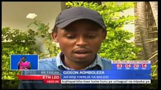 Gideon Moi aomboleza na familia ya Balozi Chepsongol aliyefariki