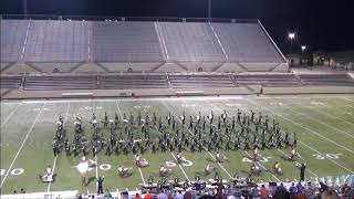 Frisco Lebanon Trail HS Marching Band