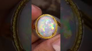 Opal Kalimaya Milky Banten Indonesia Hight Quality