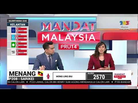PRU 14 | Mandat Malaysia - Keputusan #PRU14 (Part 6)