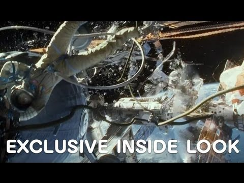 Gravity Featurette 'Experience the 3rd Dimension'