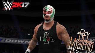 WWE 2K17 Creations: Rey Mysterio Showcase (PS4)