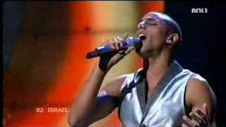 Eurovision 2008 - The Fire In Your Eyes - Mauda - Israel
