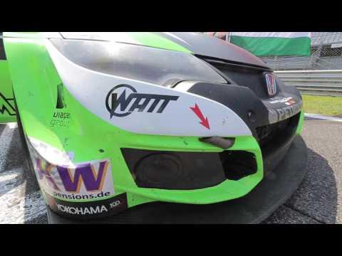 Nagy Dani II. verseny - WTCC Monza 2017