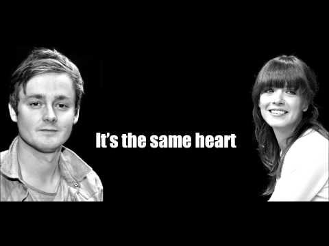 Laura Jansen & Tom Chaplin - Same Heart (Lyrics)