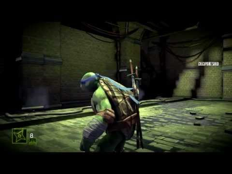 teenage mutant ninja turtles out of the shadows chapter 2