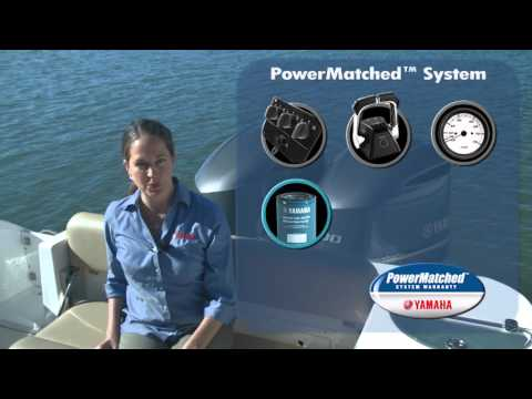 Detail image of Sportsman Boats & Yamaha Outboards - PowerMatched System