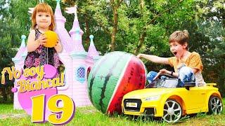 La canción de las frutas. Cantamos con Bianca y Leo el pequeño camión. Vídeo infantil