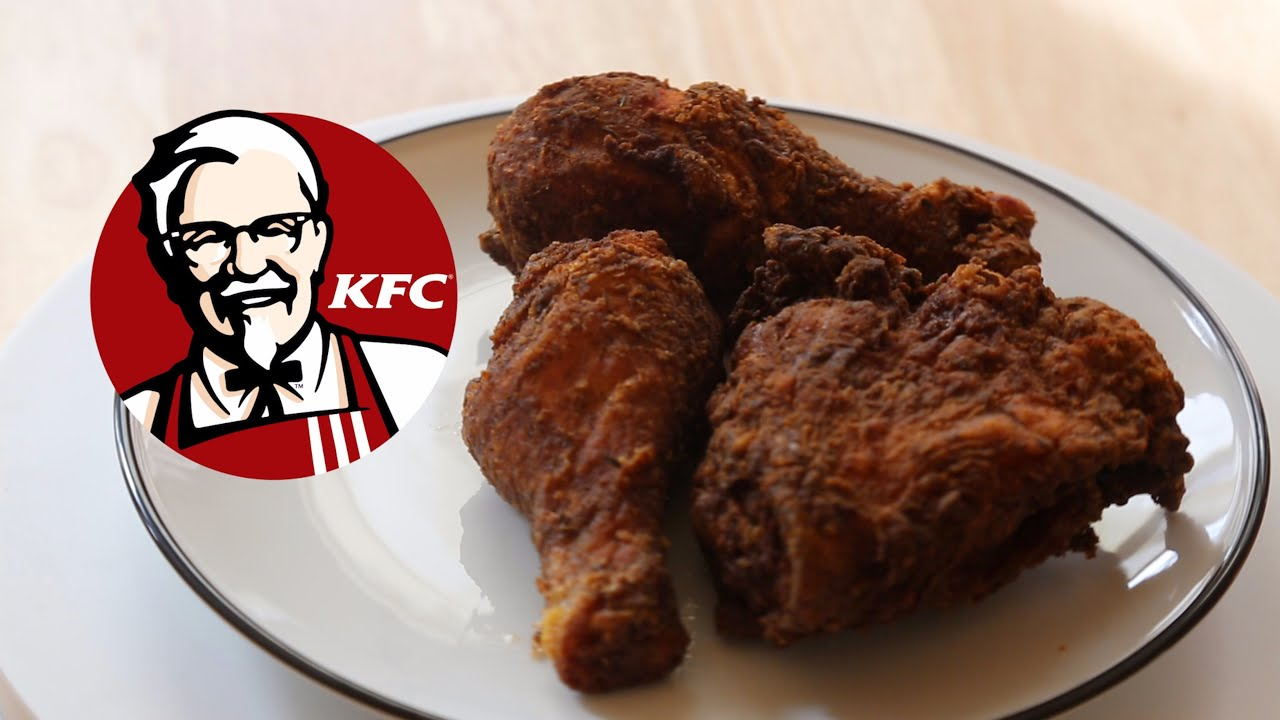 How To Make Real KFC Chicken (With All 11 'Secret' Herbs And Spices)