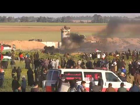 Νέες βίαιες κινητοποιήσεις στα σύνορα Γάζας-Ισραήλ
