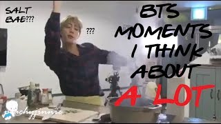 Bts Moments I Think About A Lot Pt. 2