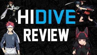 HIDIVE Review: Anime Streaming Service!