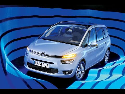 Citroen Grand C4 Picasso - 2015 What Car? MPV of the Year