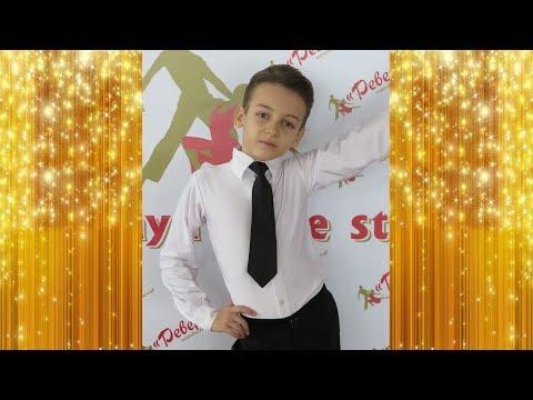 Соревнования по бально-споритвным танцам Netyshyn little stars