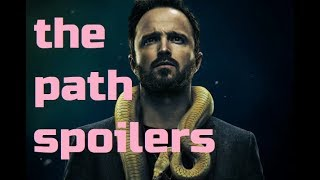 THE PATH FINALE *SPOILERS* REVIEW