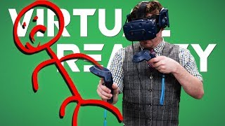 RAUNCHY PICTIONARY •  VIRTUAL REALITY GAMEPLAY