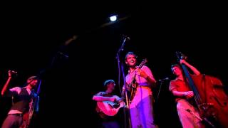 Punch Brothers - One Mo'gin cover (Telluride Nightgrass 2012)