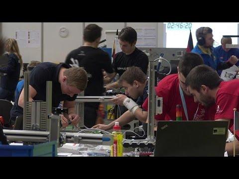 EuroSkills: Οι καλύτεροι τεχνίτες «χτίζουν» το μέλλον της Ευρώπης – focus