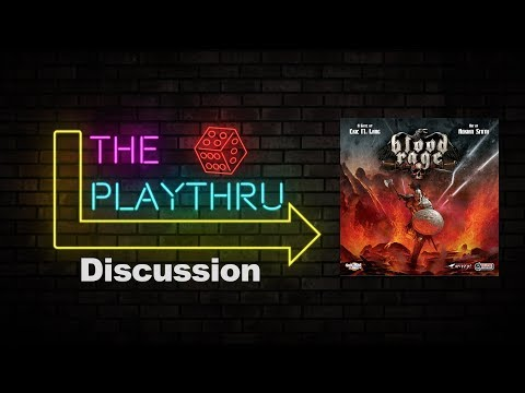 The PlayThru Reviews Blood Rage